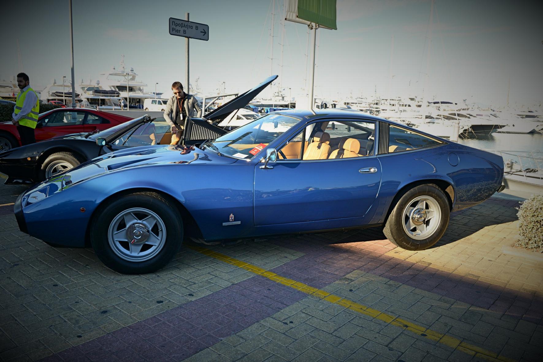 1972 FERRARI 365 GTC