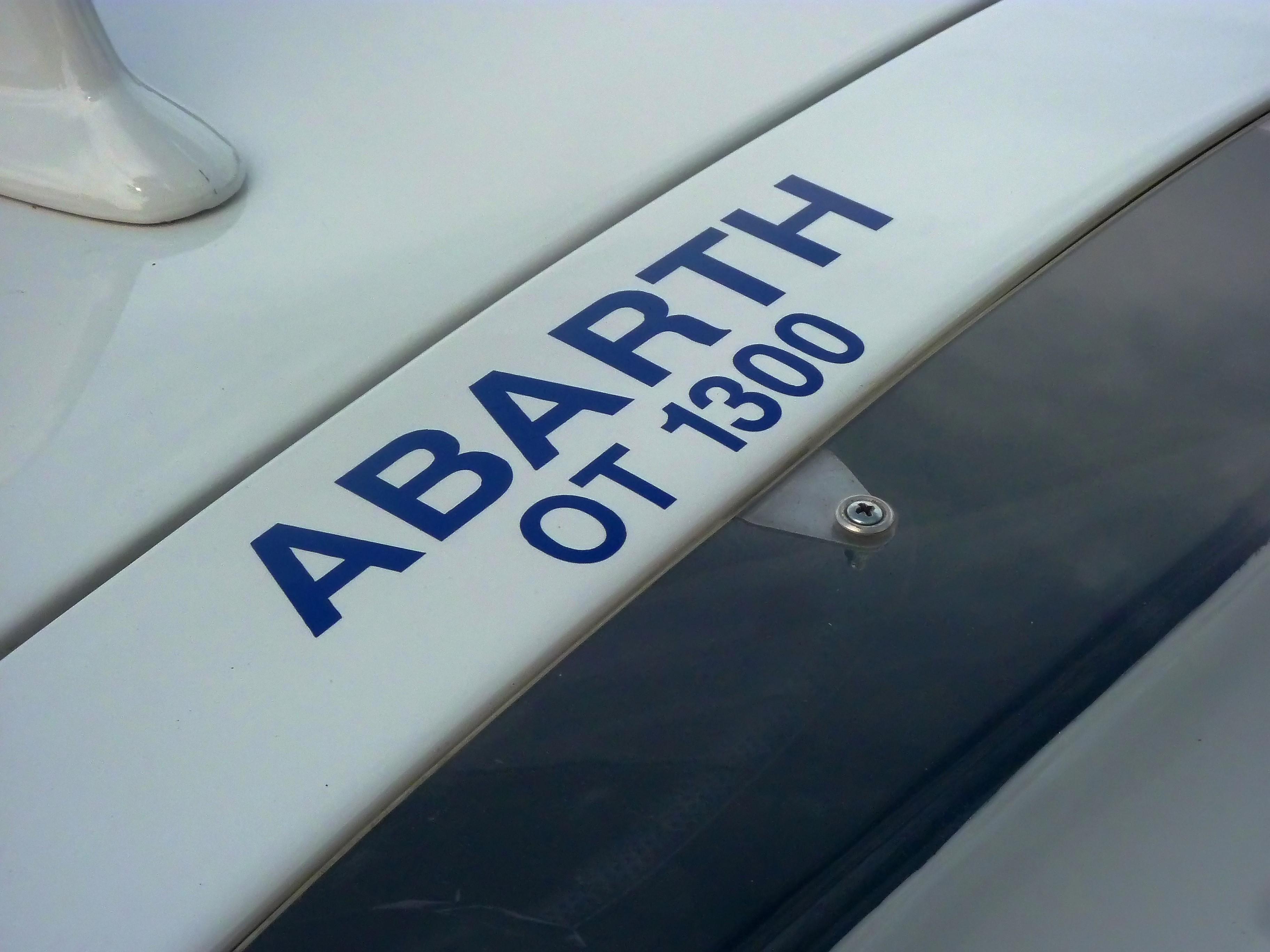 1967 Abarth OT 1300 (29)