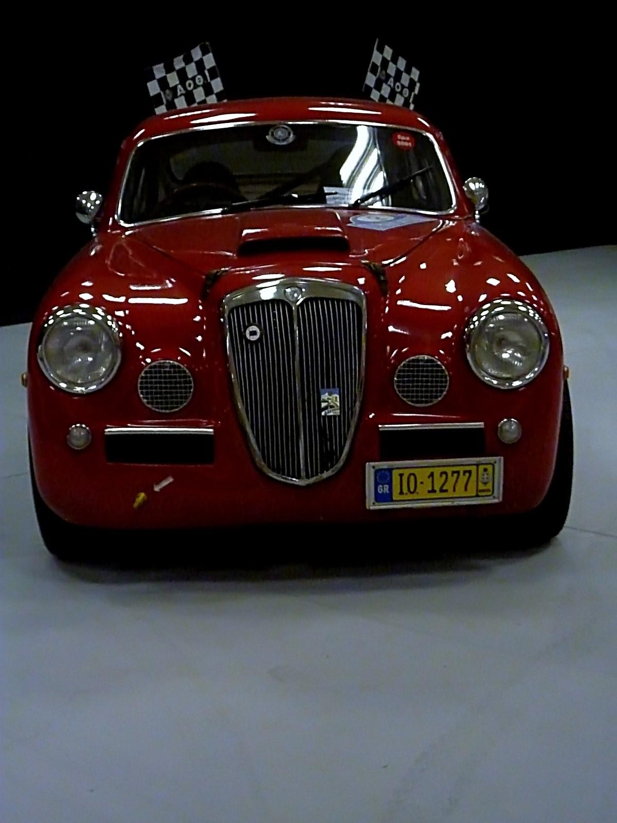 1953 Lancia Aurelia B24 ex L (49)
