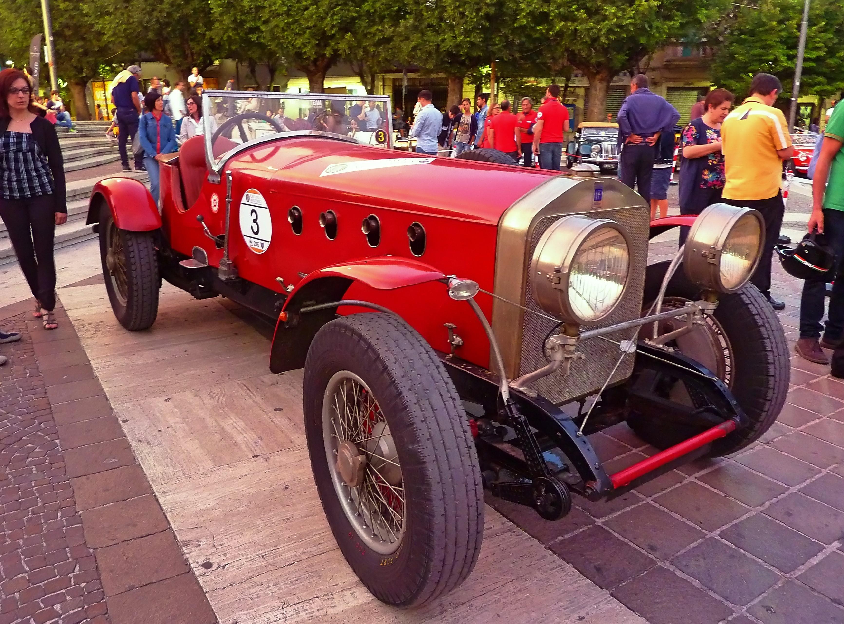 1925 Isotta Fraschini 8A Tipo Corsa (11)