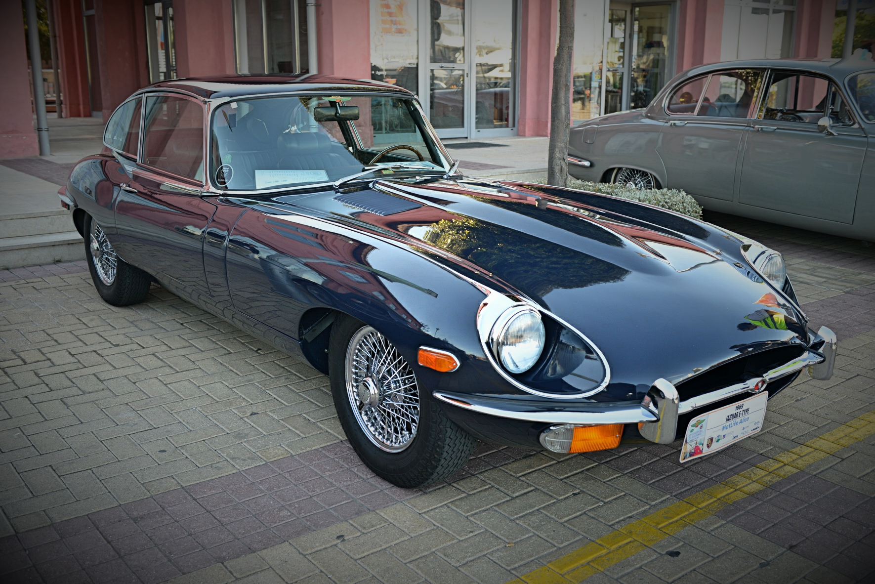 1969 JAGUAR E-TYPE FHC