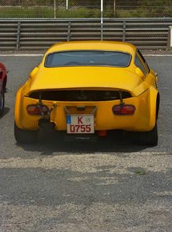 1965 Abarth Simca 2000 GT Corsa Longnose (14)