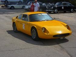 1965 Abarth Simca 2000 GT Corsa Longnose (13)