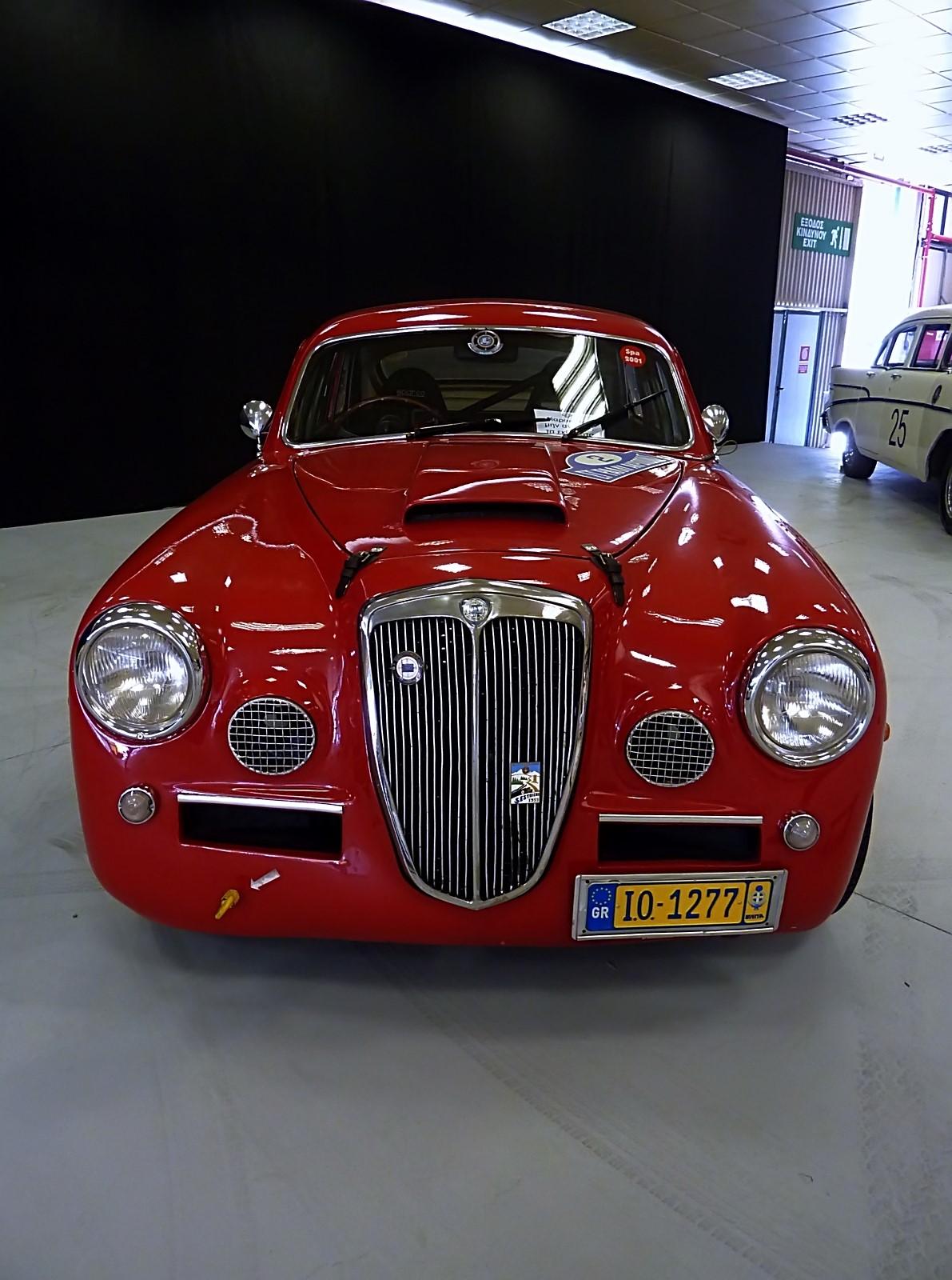 1953 Lancia Aurelia B24 ex L (41)