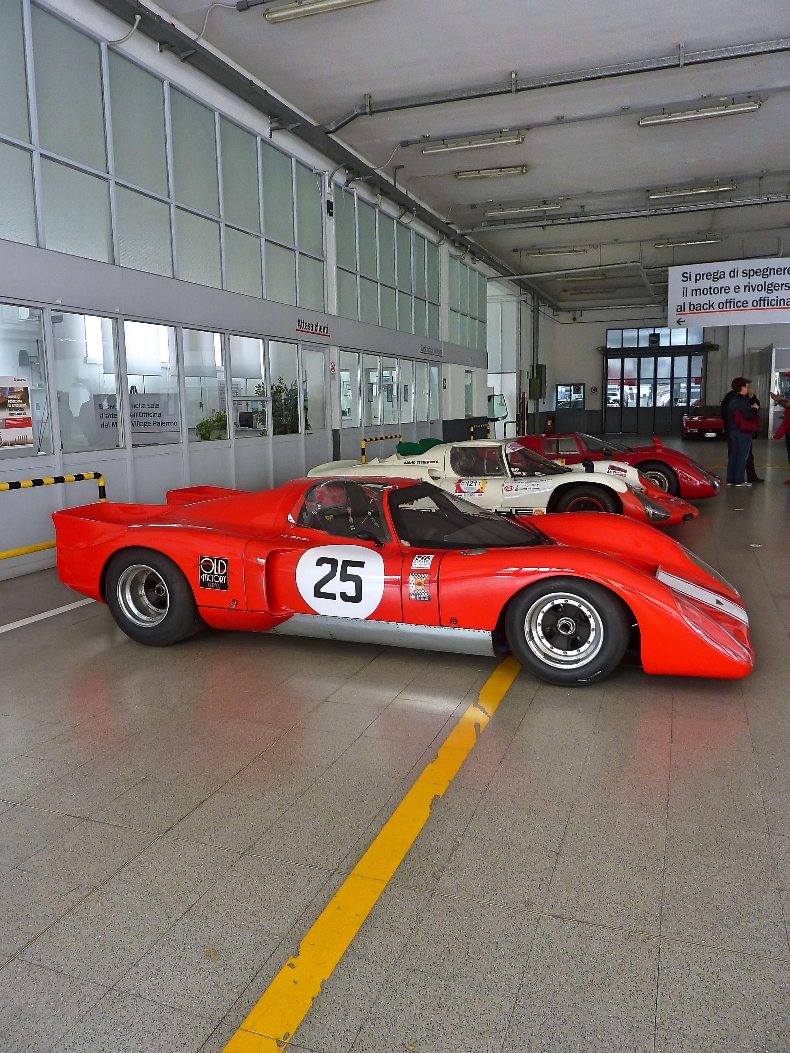 1969 Chevron BMW B16 GT (3)