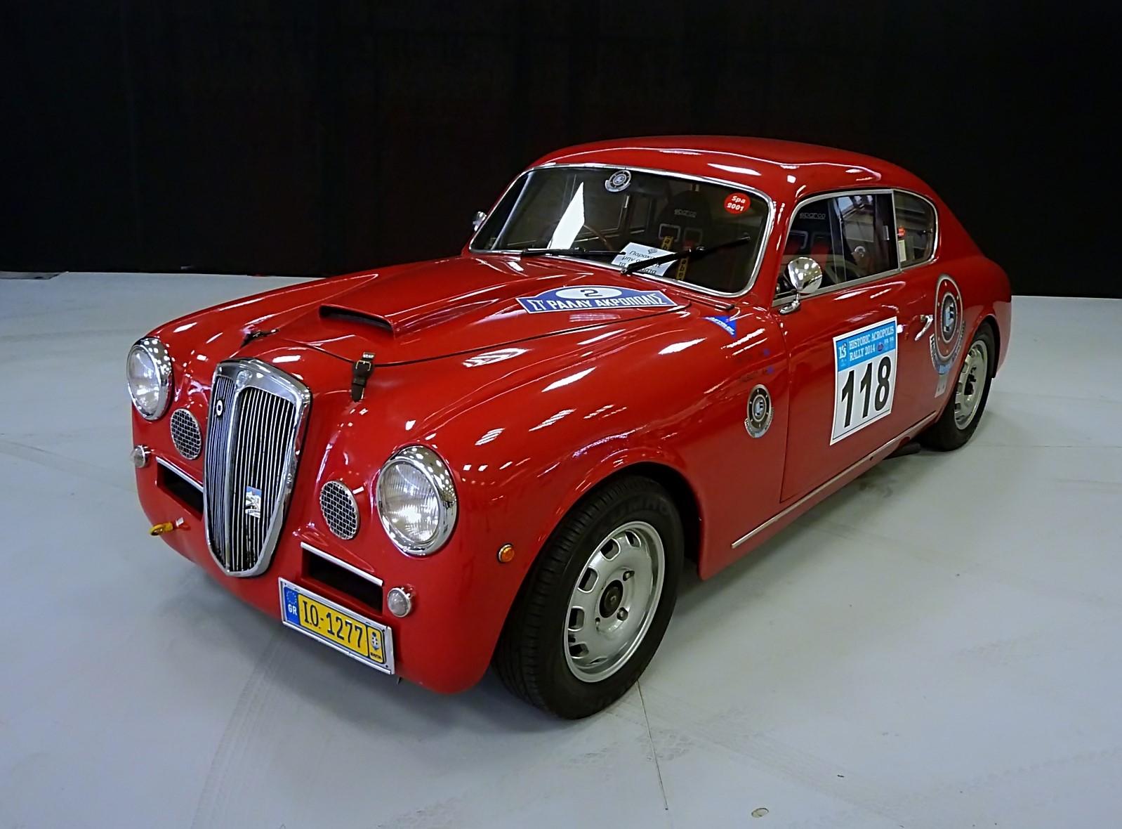 1953 Lancia Aurelia B24 ex L (27)