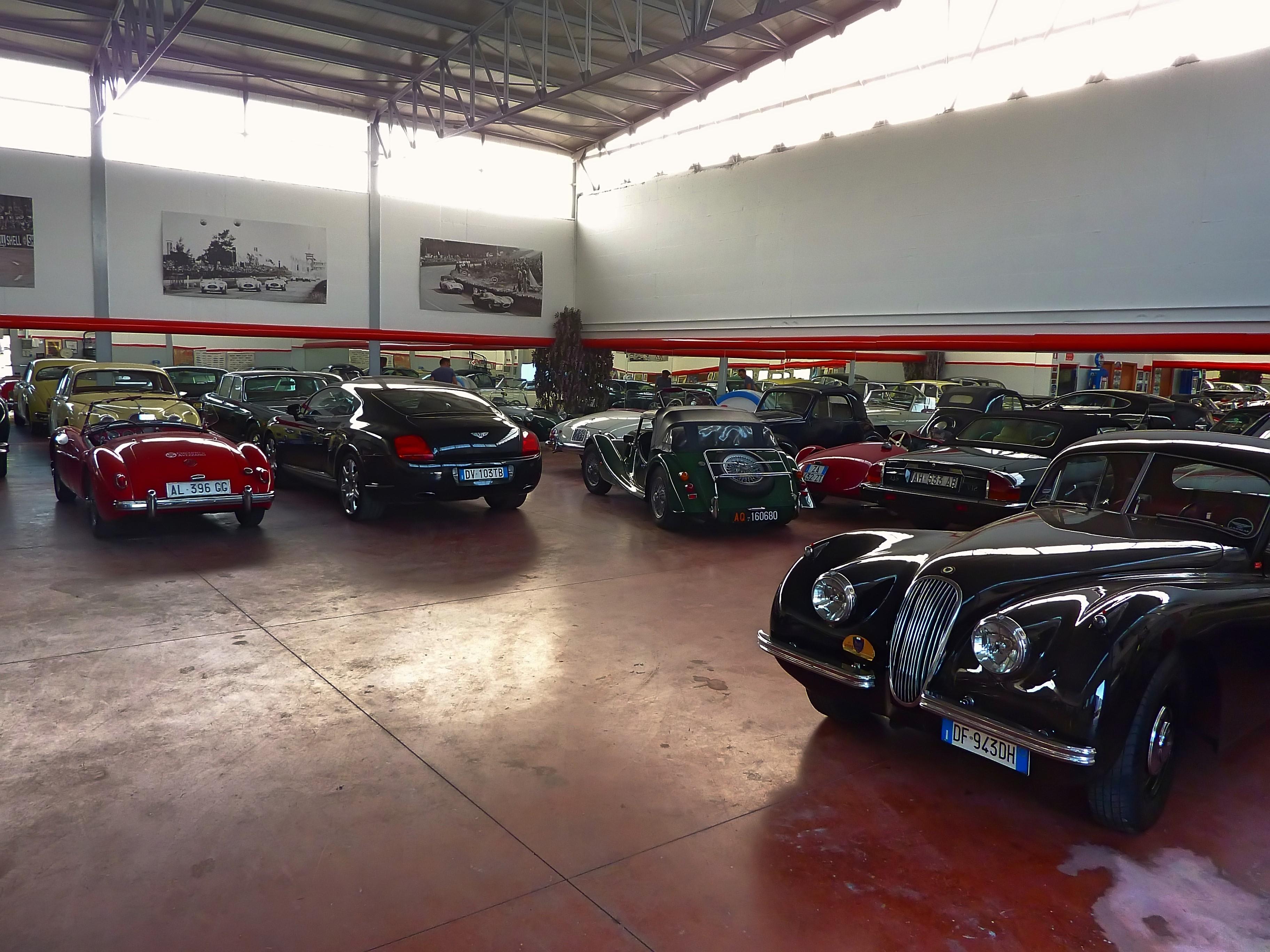 Alfio Lilli's Garage (55)