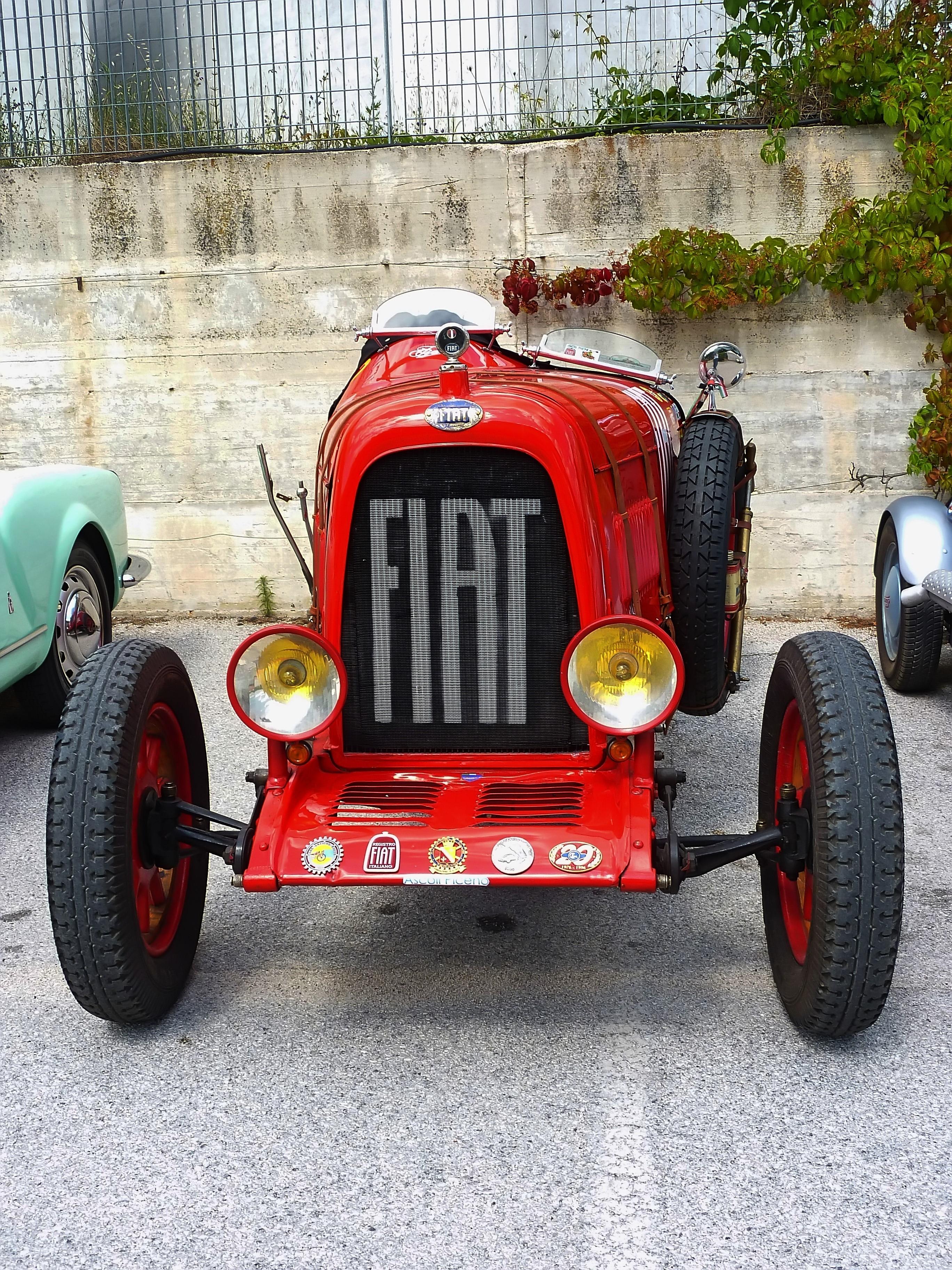 1923 FIAT 501 Sport (1)