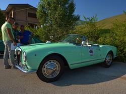 1956 Lancia Aurelia B24 Cabriolet  (23)