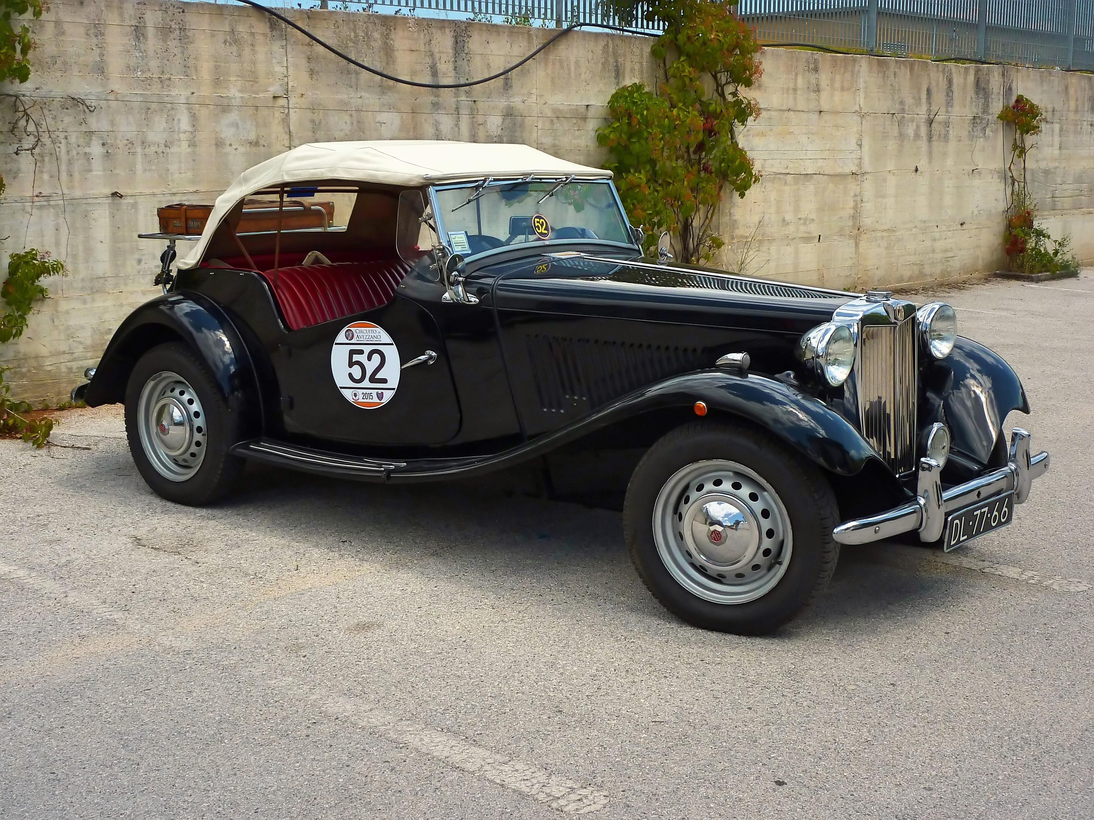 1953 MG TD Mk II (20)