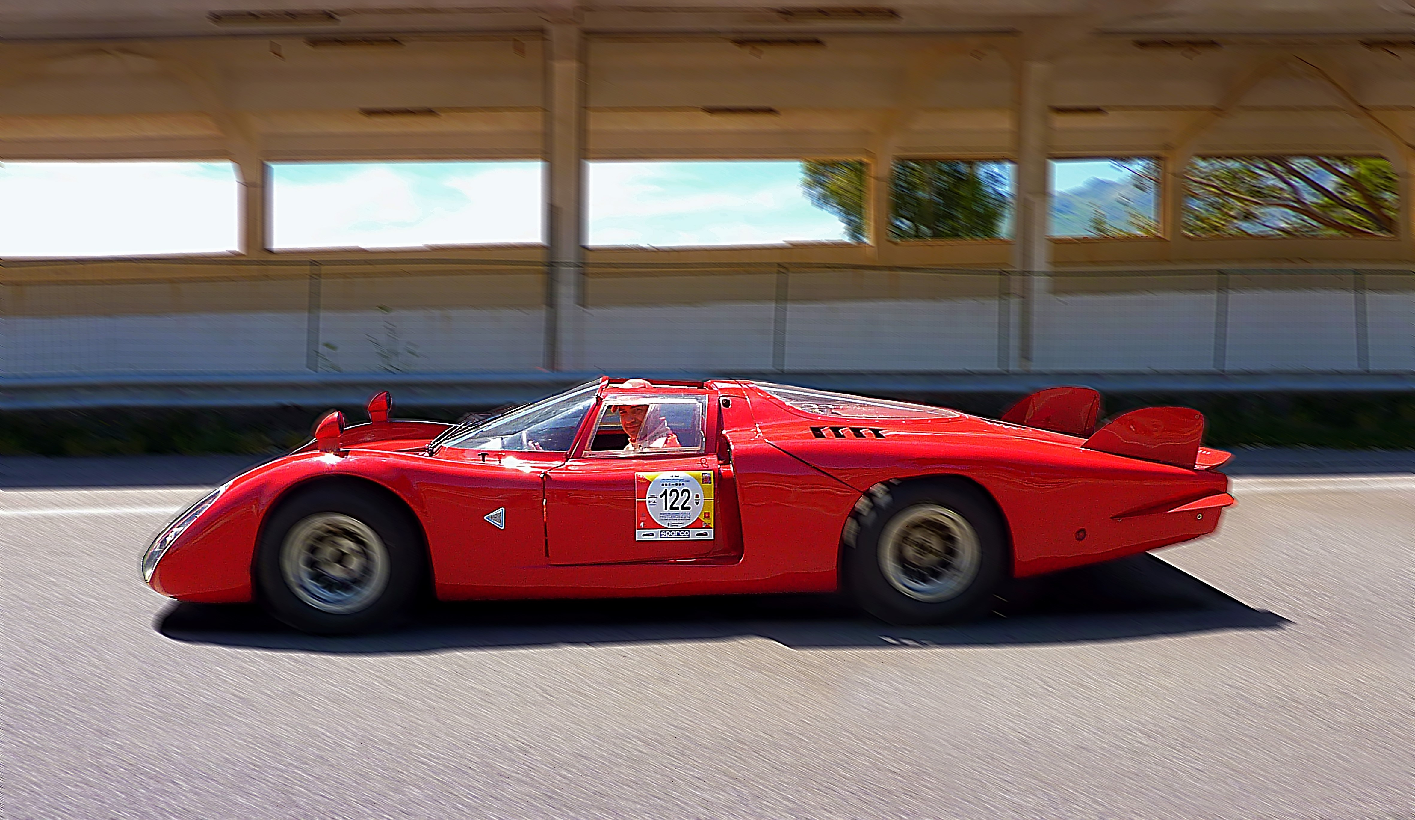 1968 Alfa Romeo T33-2 LeMans(Coda Lunga) (45)
