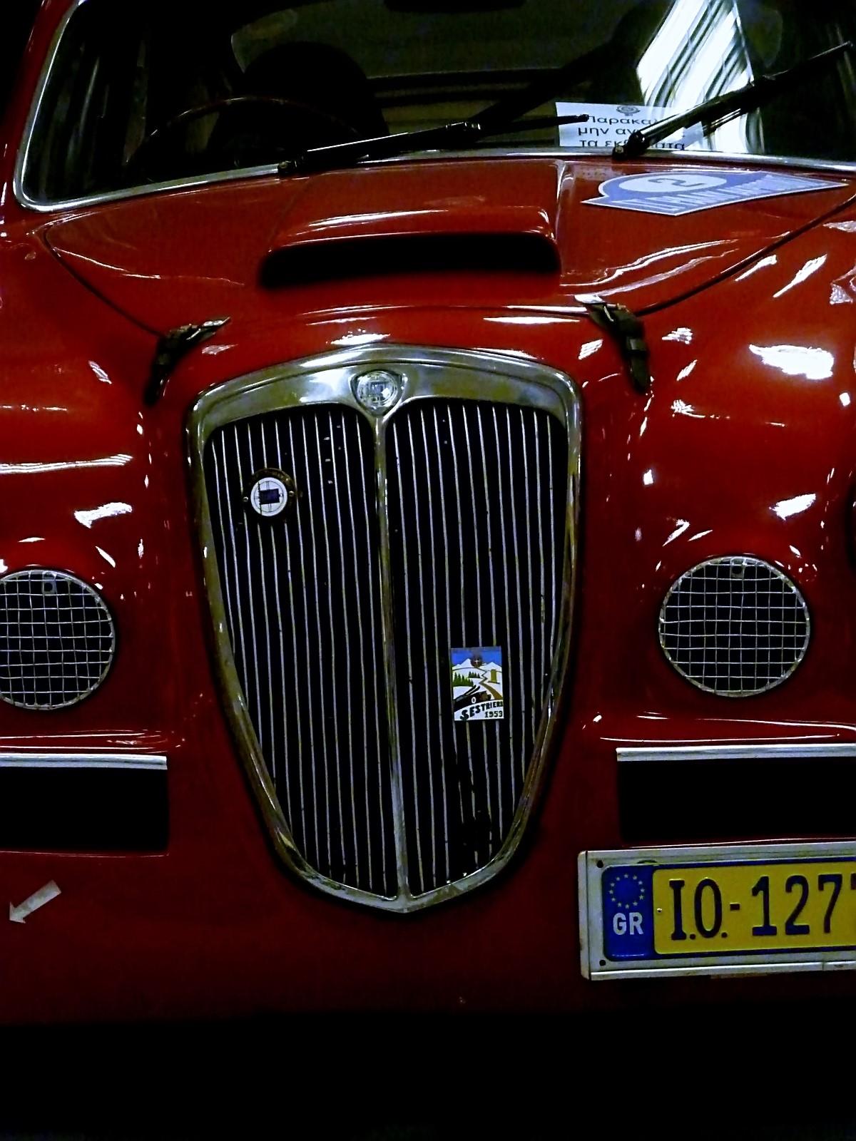 1953 Lancia Aurelia B24 ex L (48)