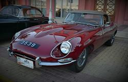 1968 JAGUAR E-TYPE CABRIOLET