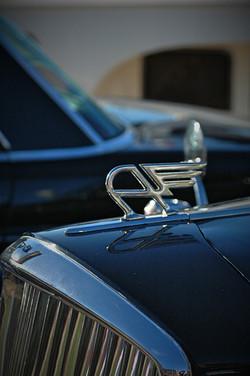 Vanden Plas Princess emblem