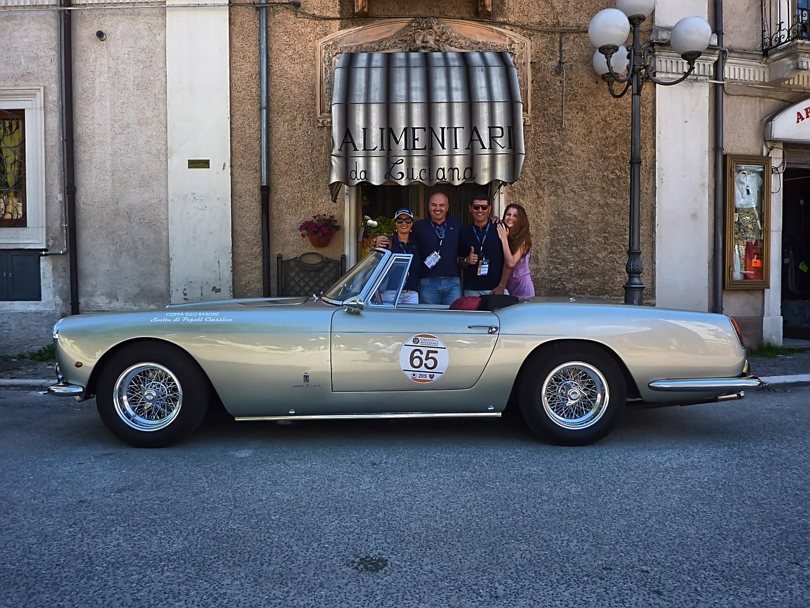 1960 Ferrari 250 GT Cabriolet series II  (3)