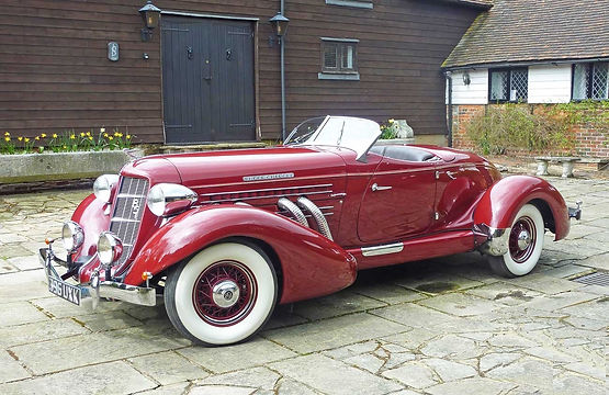 The-Philippine-1936-Auburn-851-Speedster