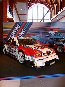 MARTINI Alfa Romeo 155 TI DTM 1995