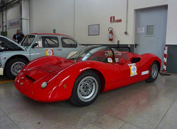 1966  Abarth 1000 SP   (11)