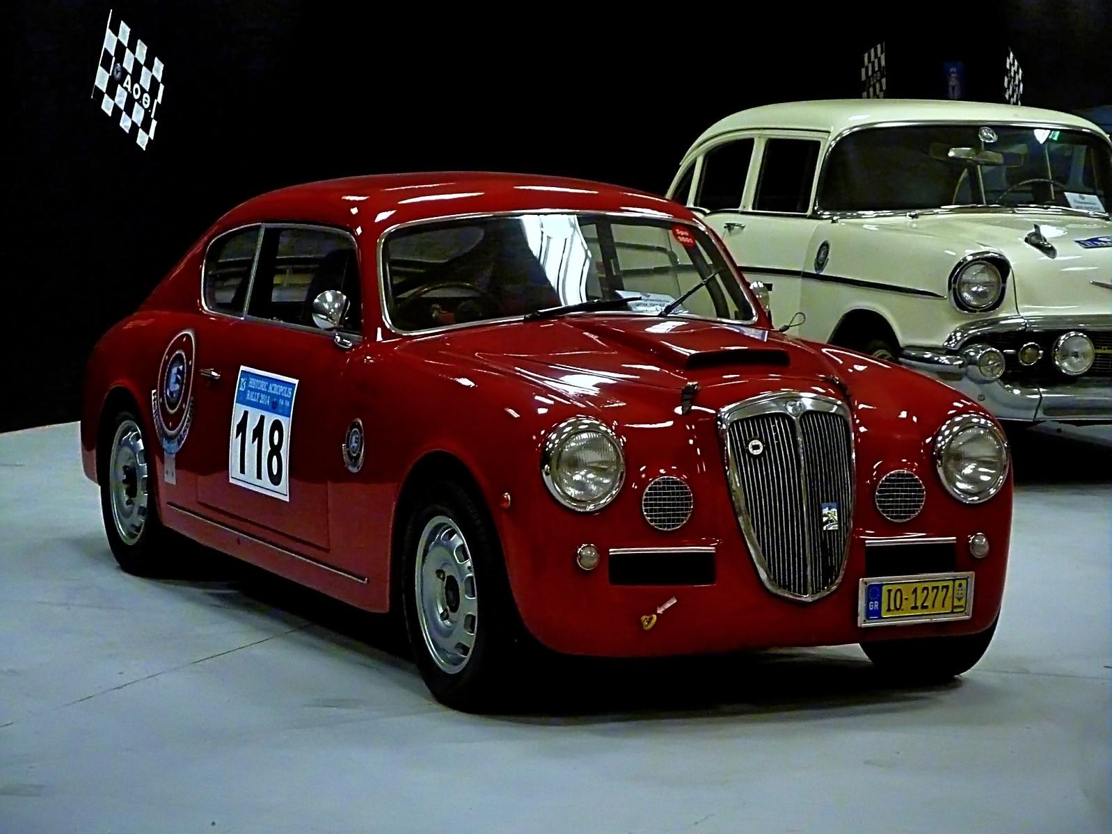 1953 Lancia Aurelia B24 ex L (54)