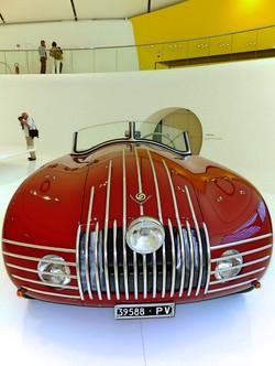 1943 Stanguellini 1100 Barchetta Alla d' Oro  (5)