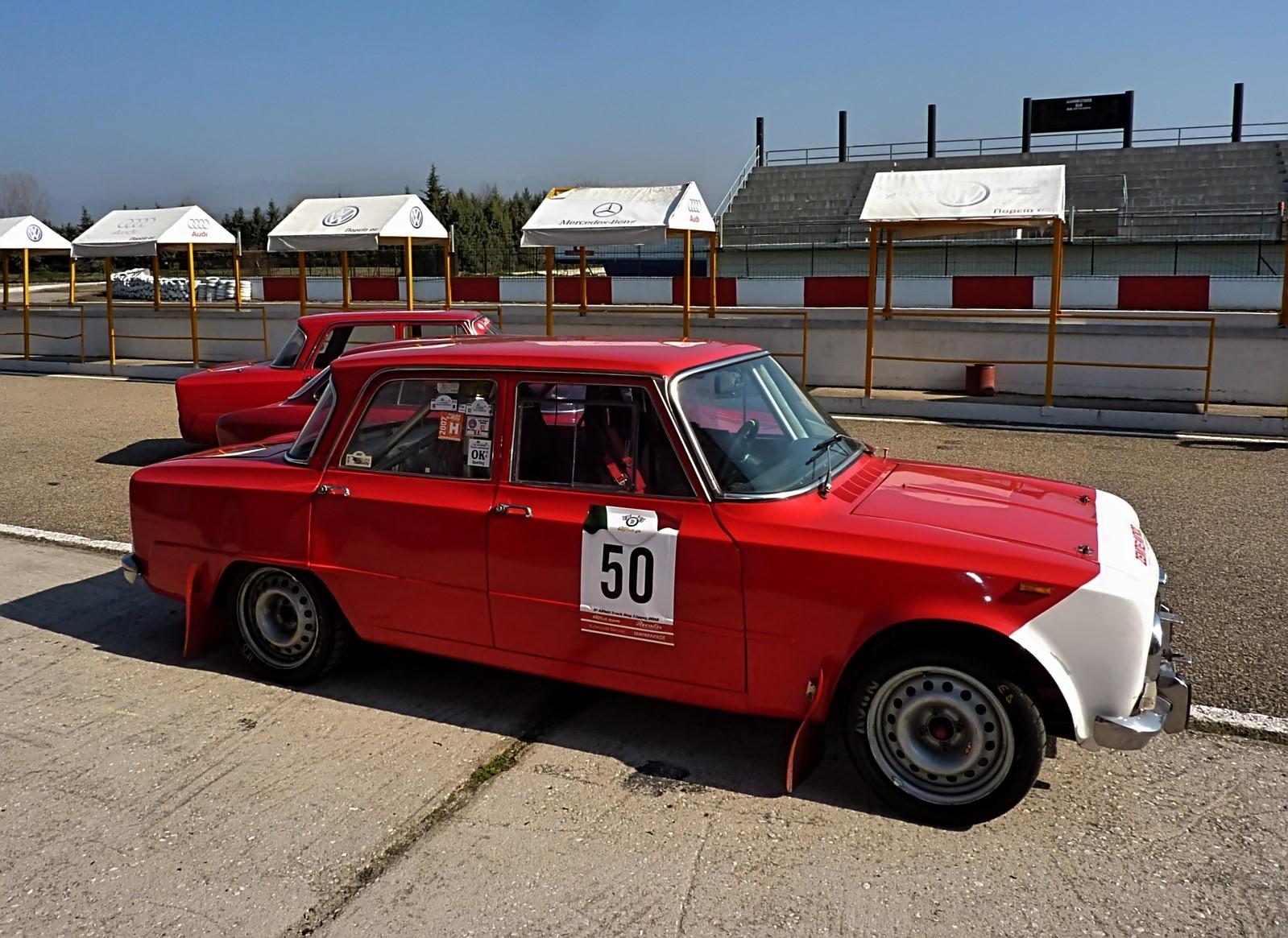 Alfa Romeo Giulia Super (5)
