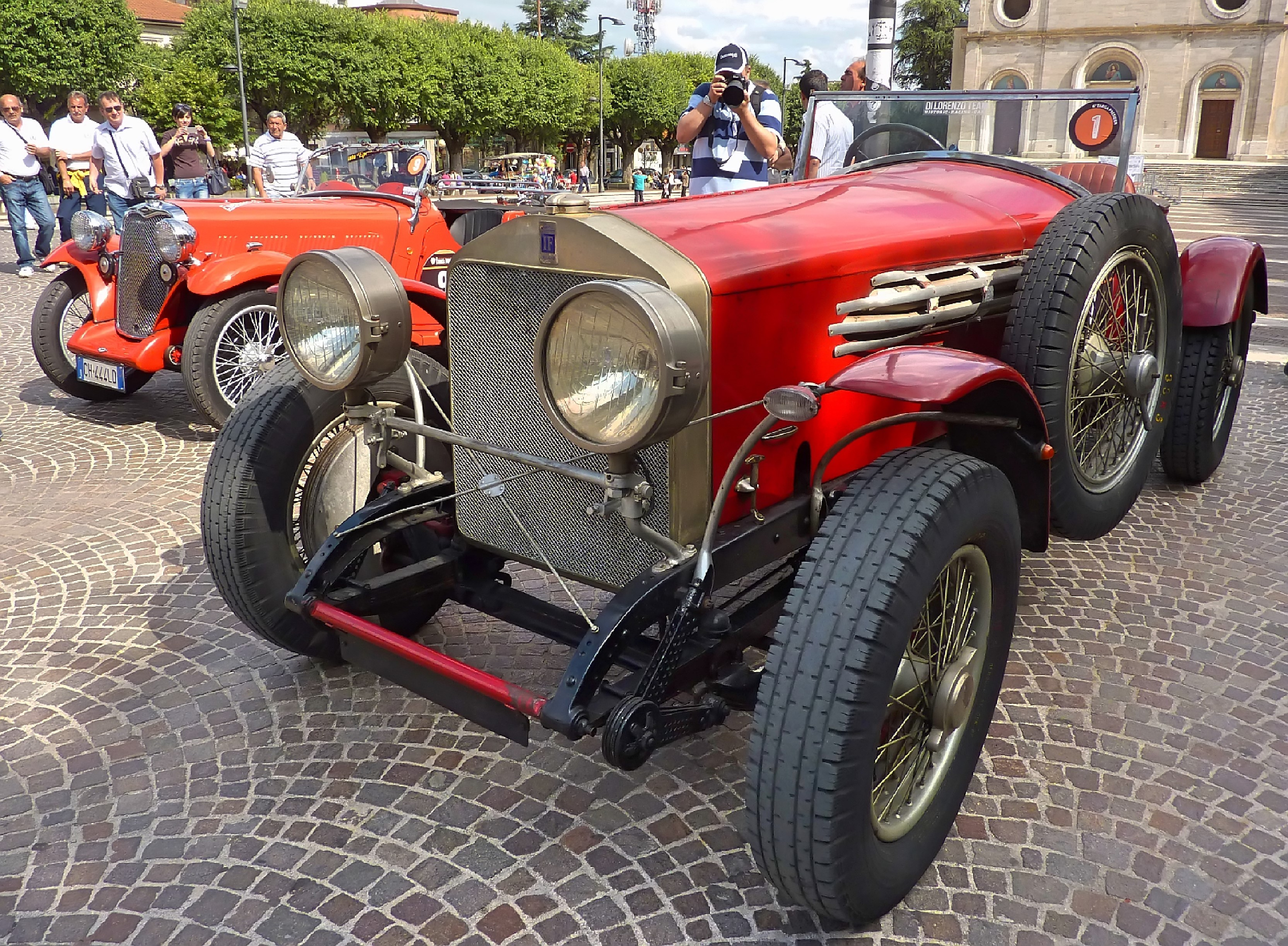 1925 Isotta Fraschini 8A Tipo Corsa (2)