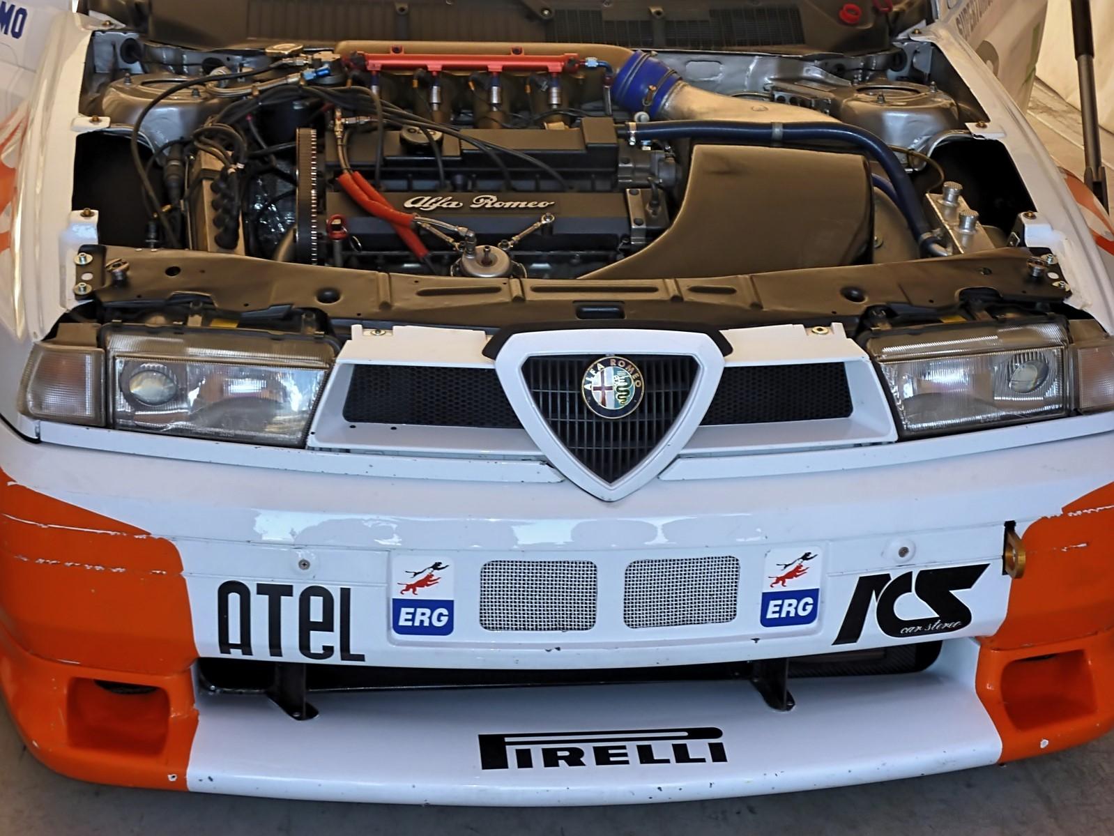 1992 Alfa Romeo 155 GTA S1 (31)