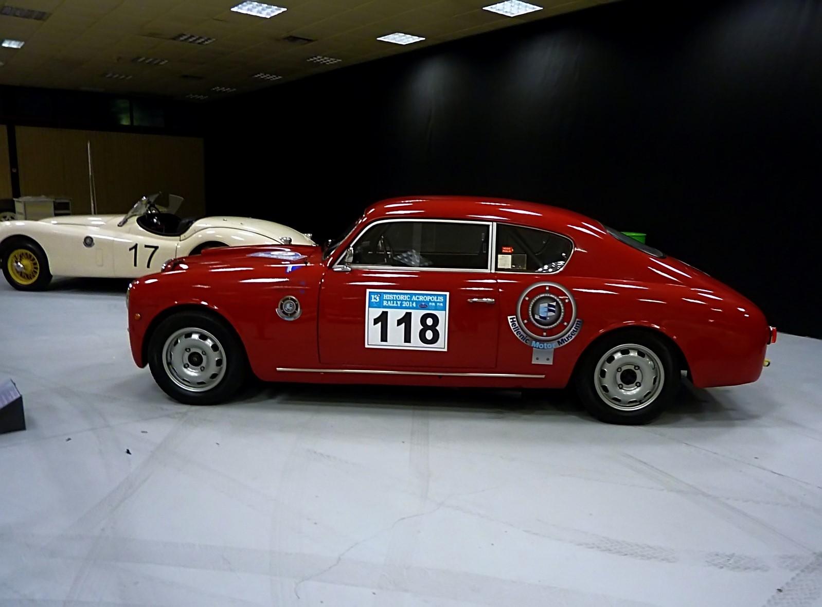 1953 Lancia Aurelia B24 ex L (26)