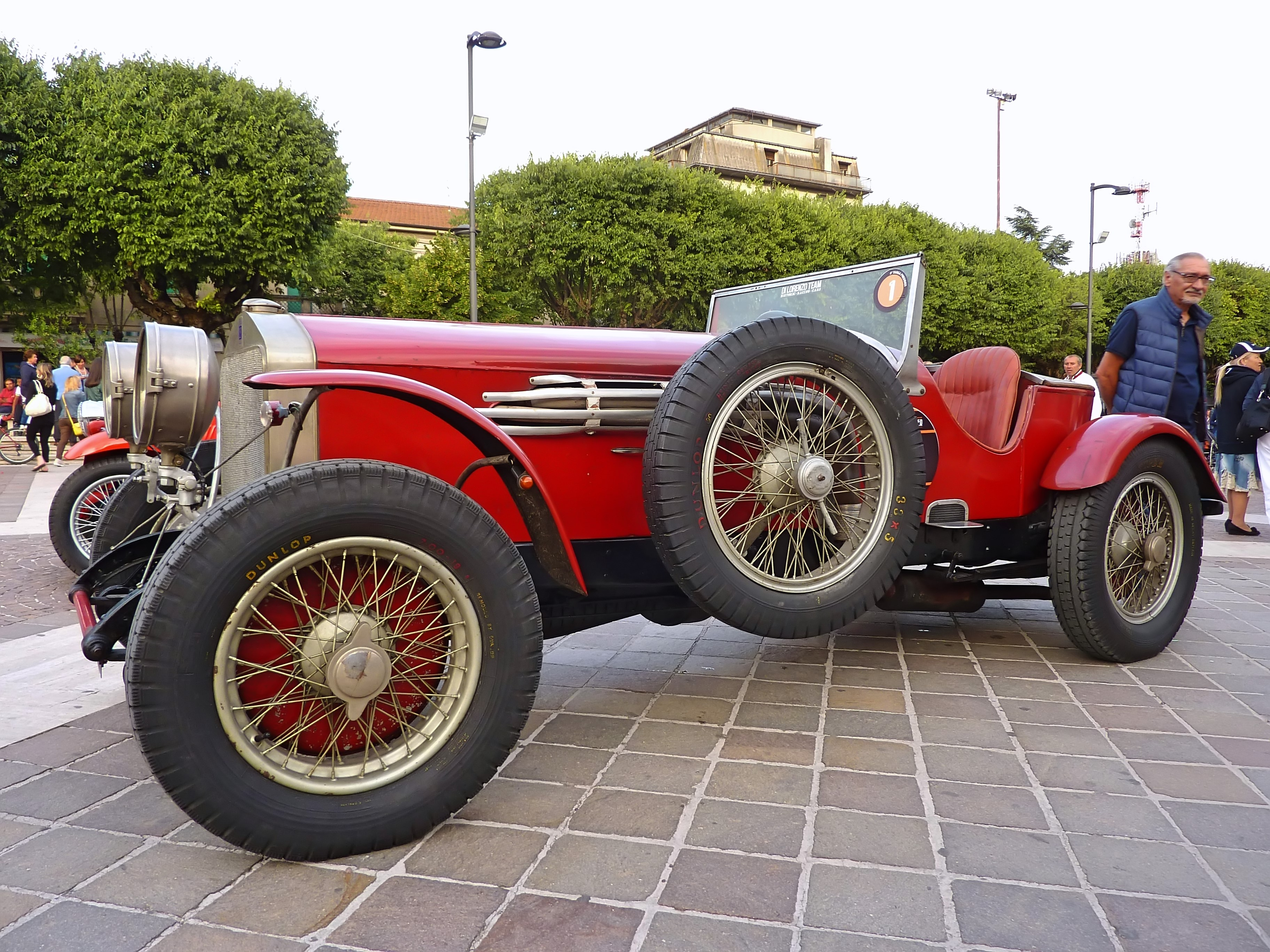 1925 Isotta Fraschini 8A Tipo Corsa (5)