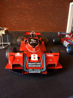 MARTINI Brabham BT 45 1976/77