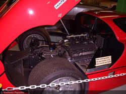 Monteverdi Hai 650F1 engine