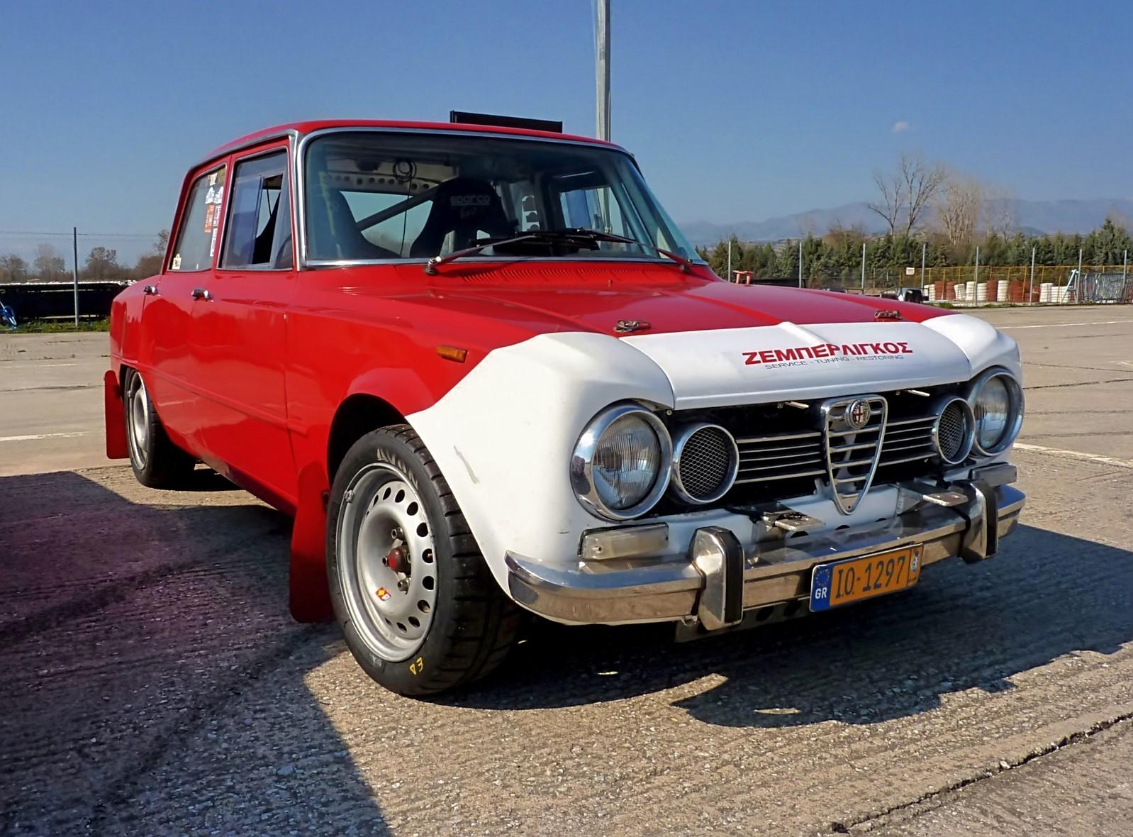 Alfa Romeo Giulia Super (21)