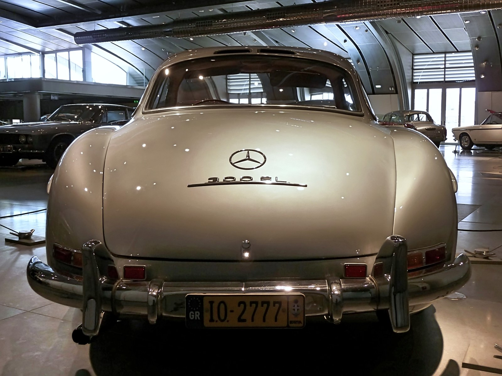 1954 Mercedes-Benz 300SL Gullwing ex.Paul Newman (2)