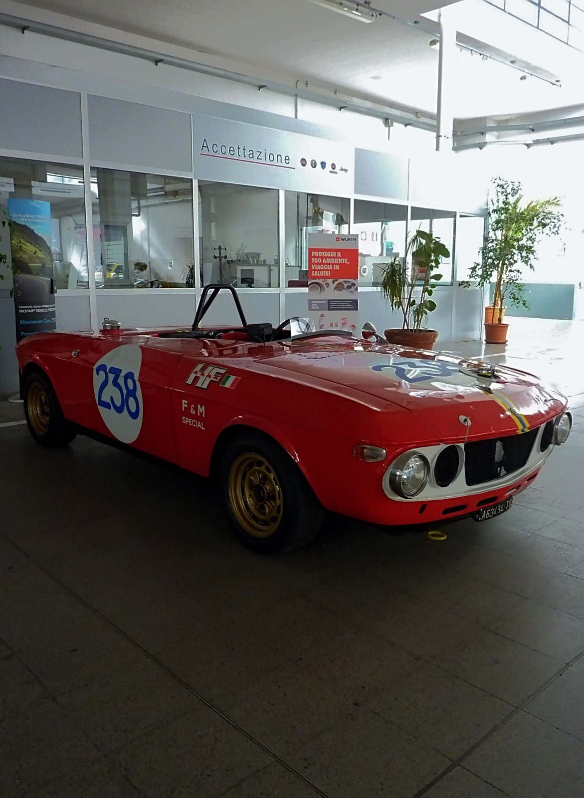 1969 Lancia Fulvia HF Barchetta F&M (Sandro  Munari) (8)