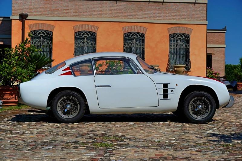 1957 Bandini 750 GT Veloce Coupe Zagato