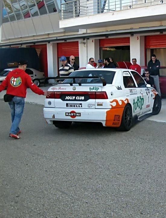 1992 Alfa Romeo 155 GTA S1 (10)