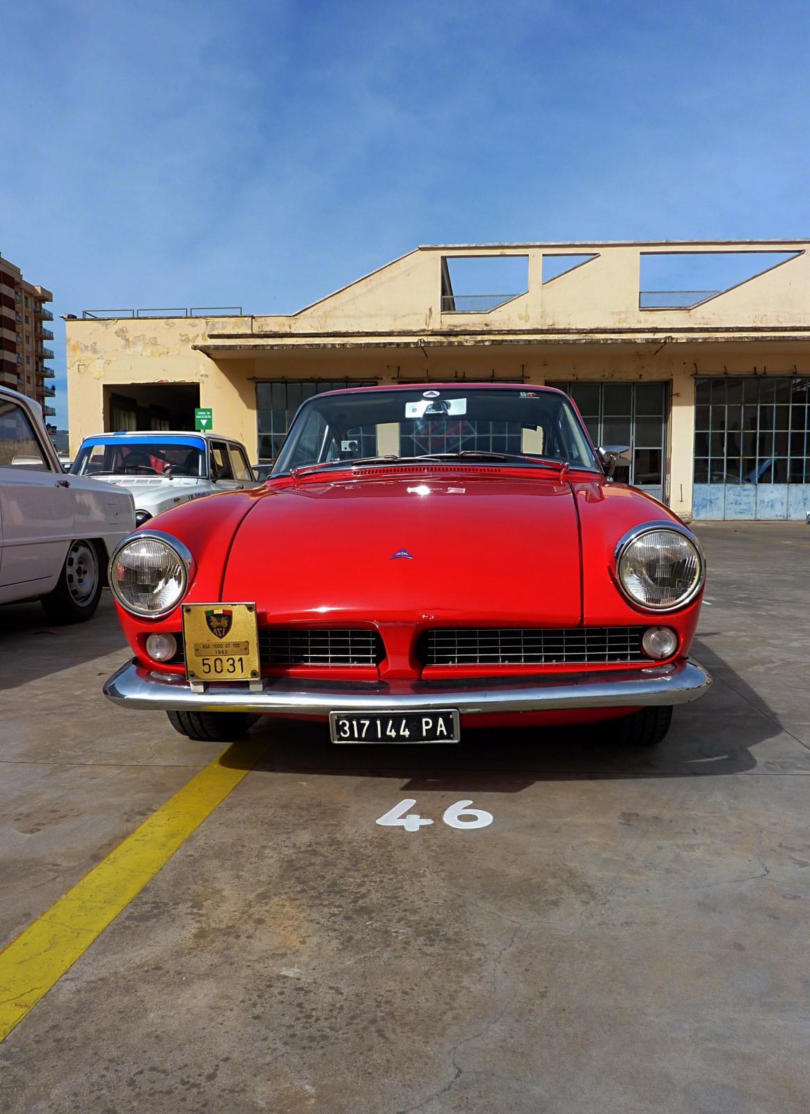 1965 ASA 1000 GT  (3)