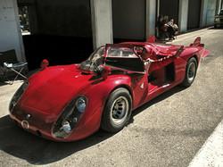 1968 Alfa Romeo T33-2 LeMans(Coda Lunga) (44)