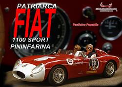 Patriarca FIAT 1100 Sport