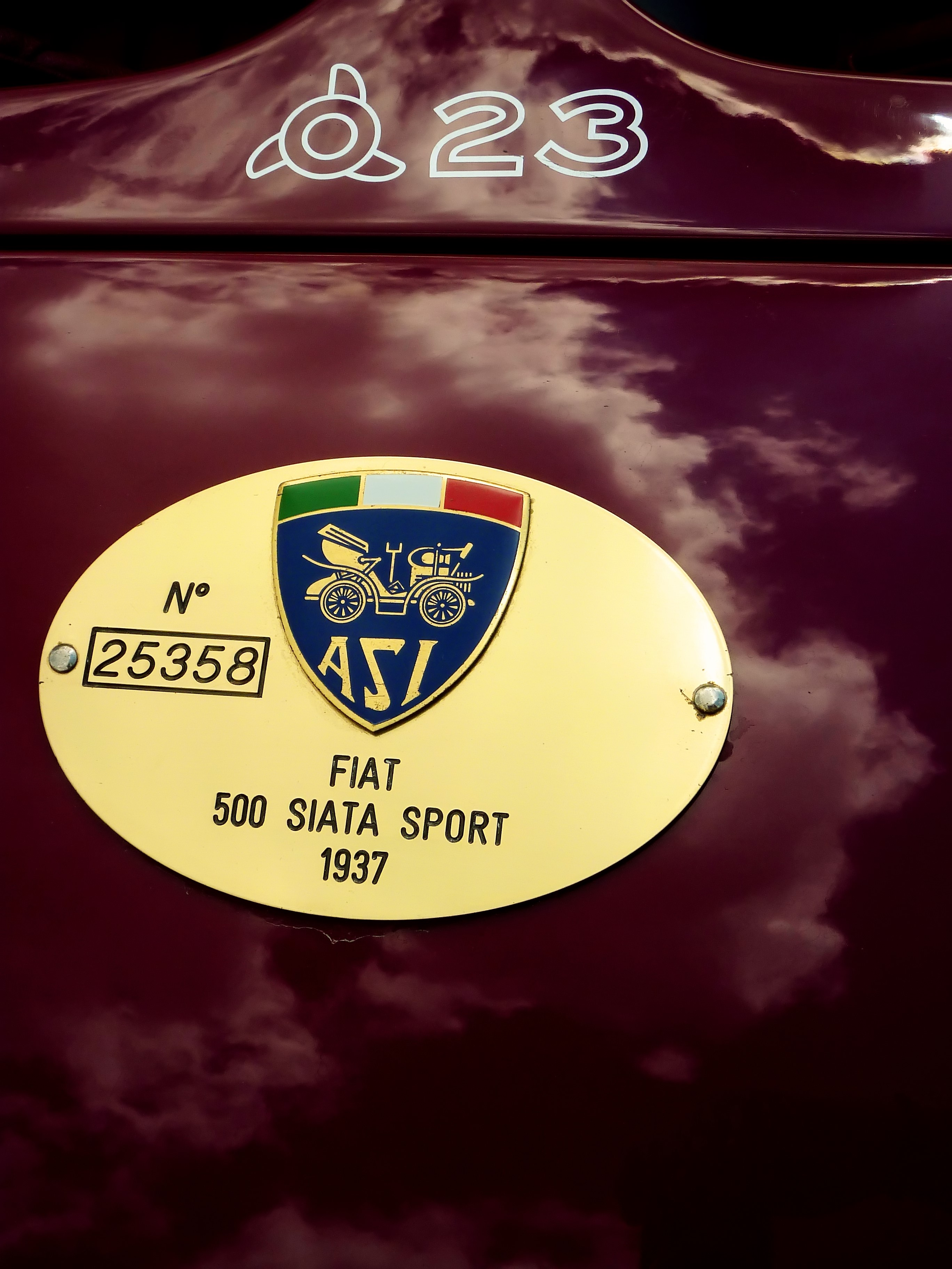 1937 FIAT 500 SIATA Sport (3)