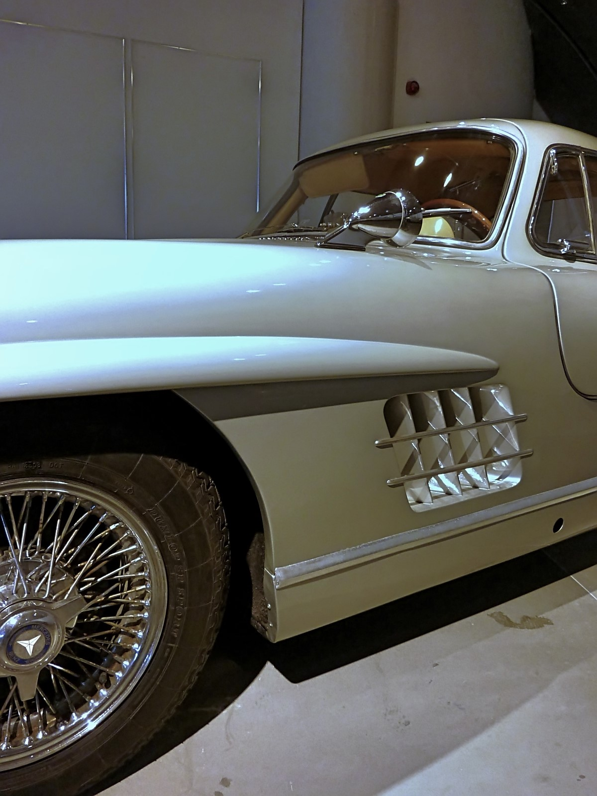 1954 Mercedes-Benz 300SL Gullwing ex.Paul Newman (15)