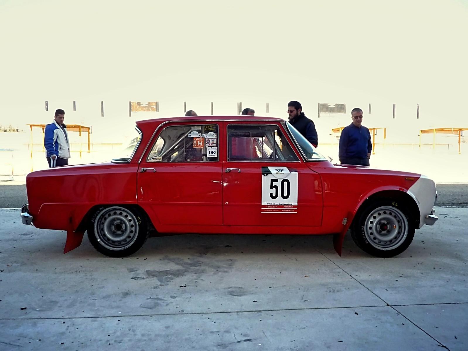 Alfa Romeo Giulia Super (14)