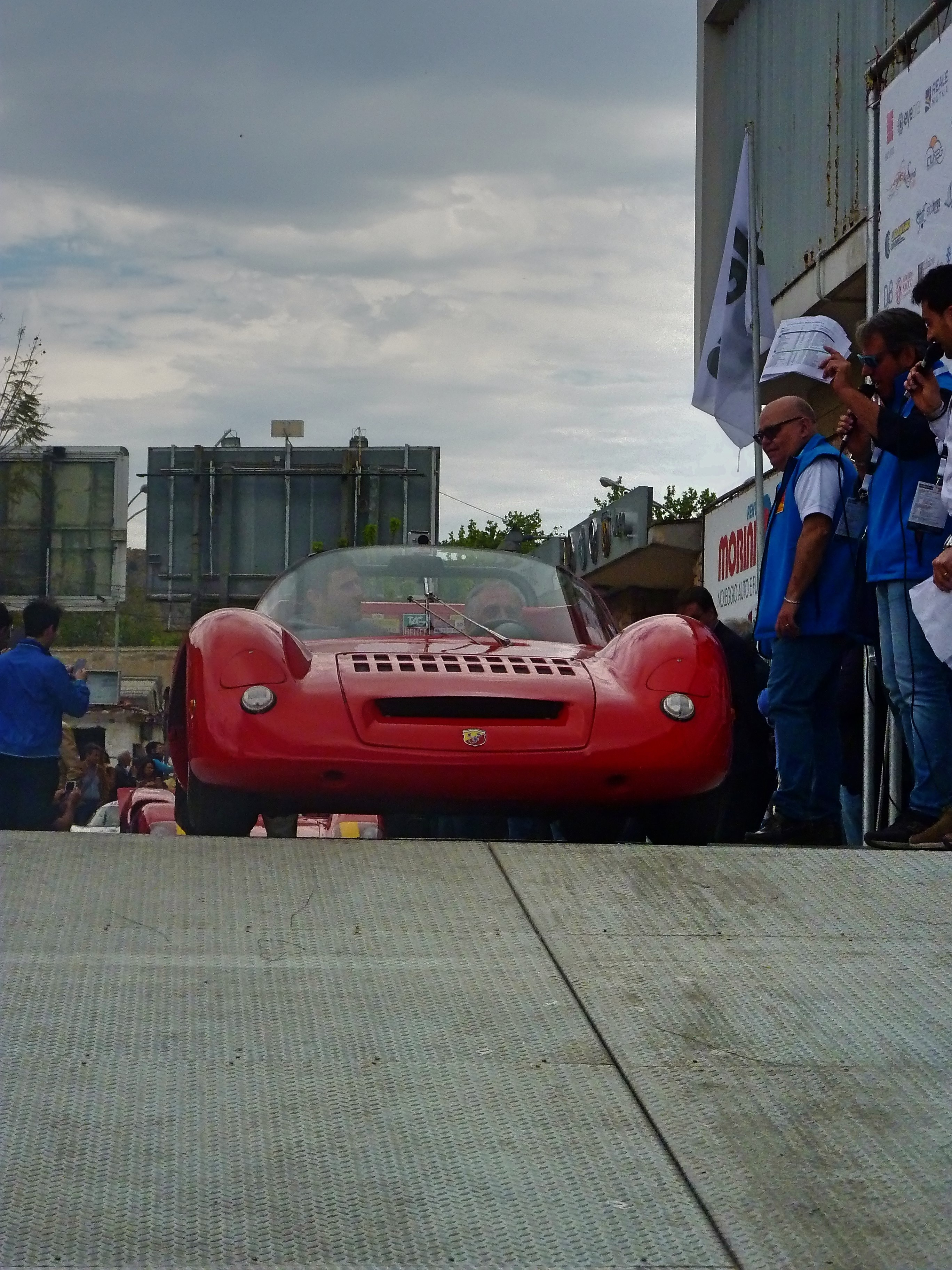 1966  Abarth 1000 SP   (9)