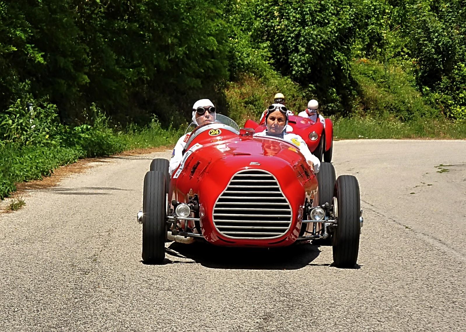 1952 Monaci 8C Bimotore Zagato (4)