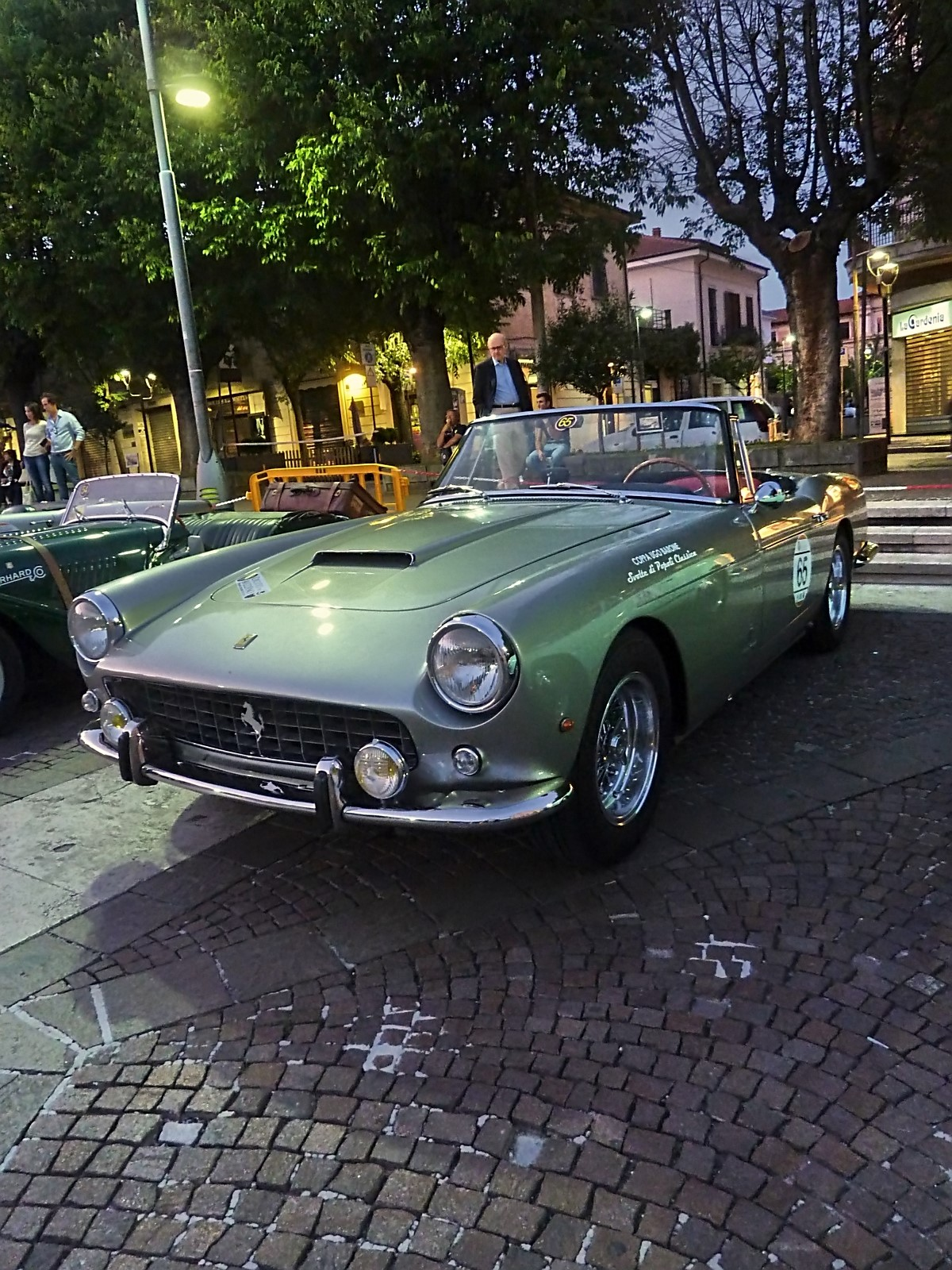 1960 Ferrari 250 GT Cabriolet series II (1)