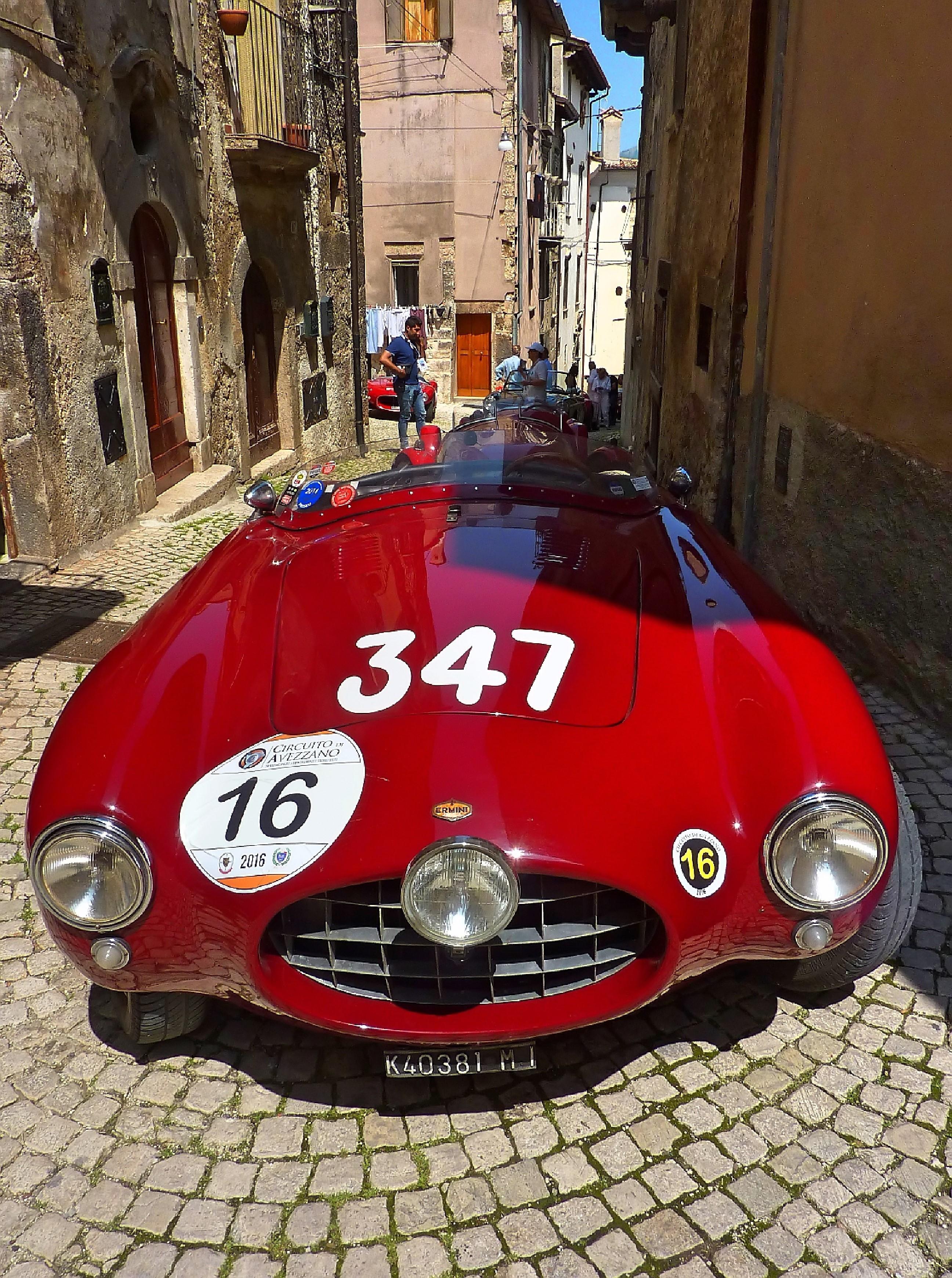 1952 Ermini 1100 Sport Internazionale by Motto (15)