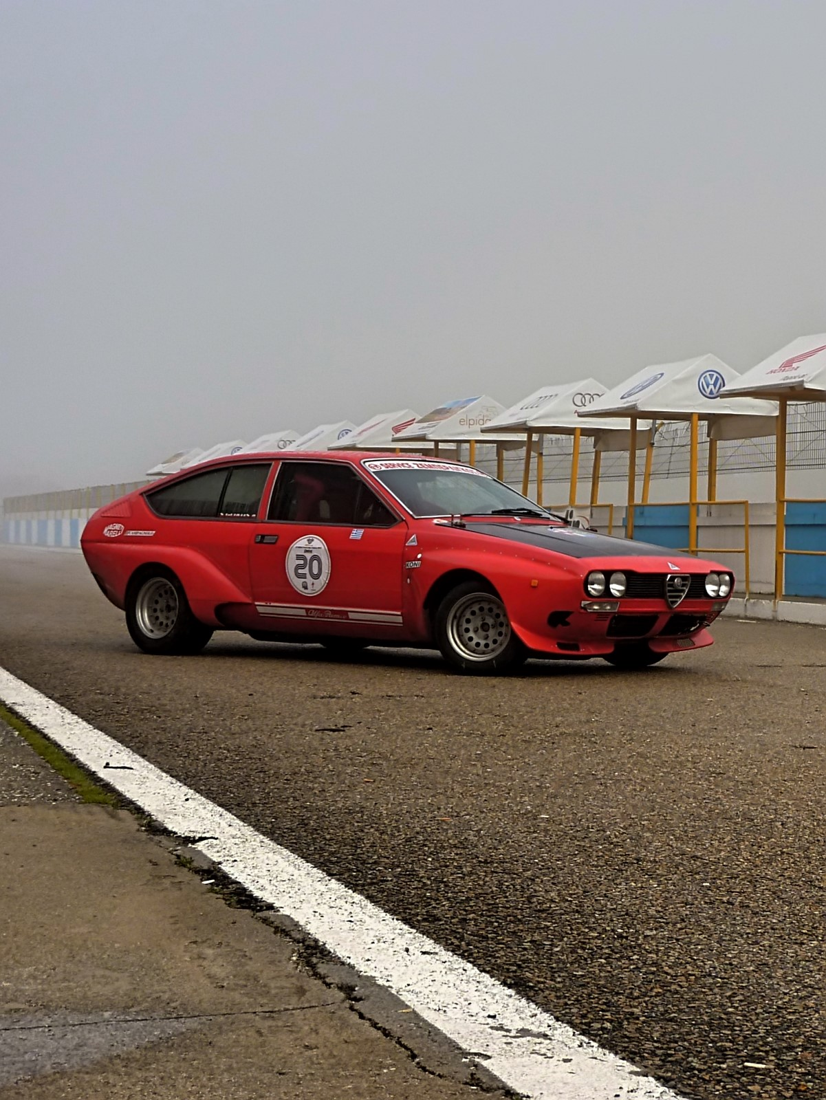 1974 Alfa Romeo Alfetta GT 1800 Group 2 (37)