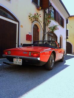 1968 Michelotti TR5 Ginevra Prototype (42)