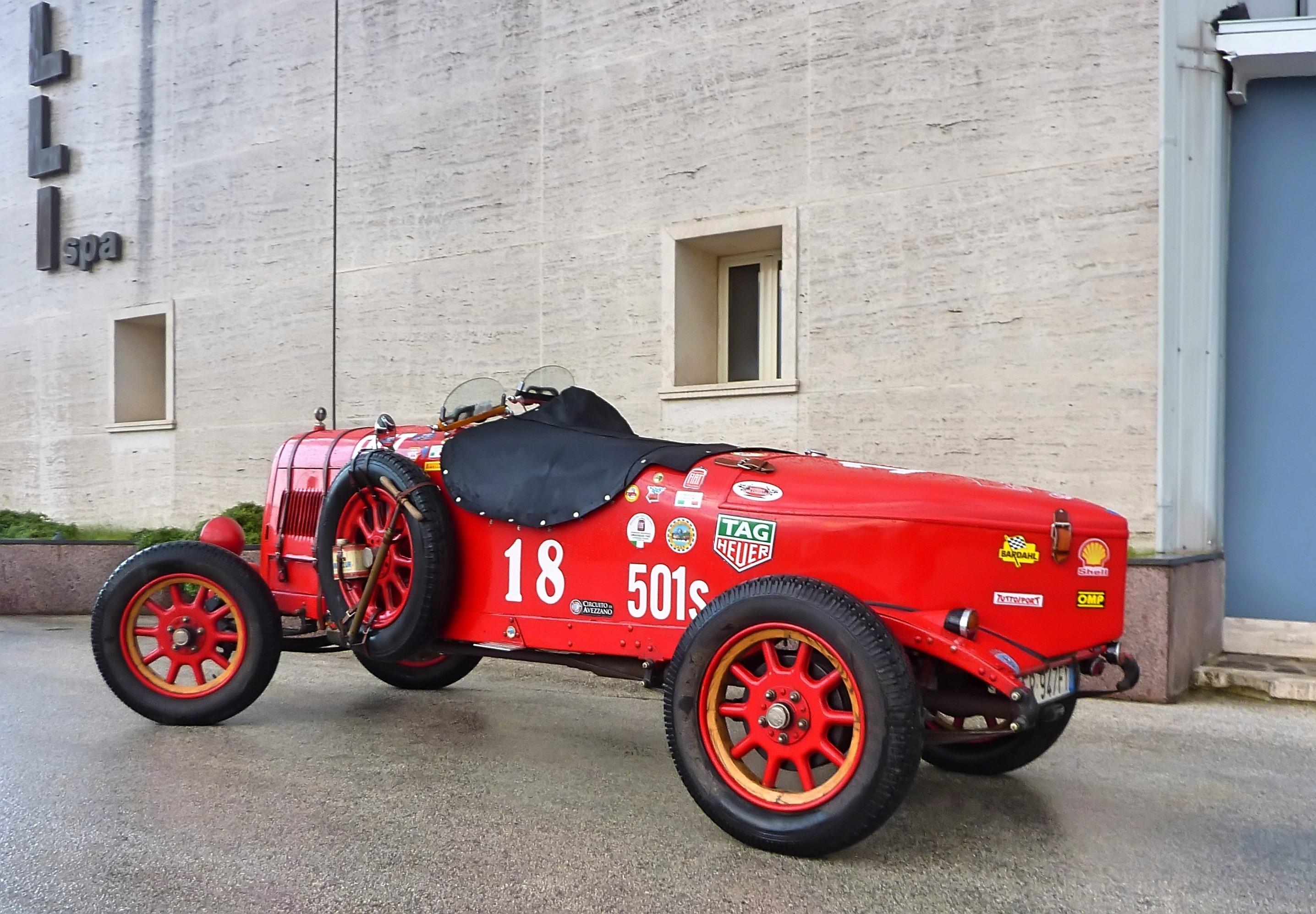 1923 FIAT 501 Sport (11)