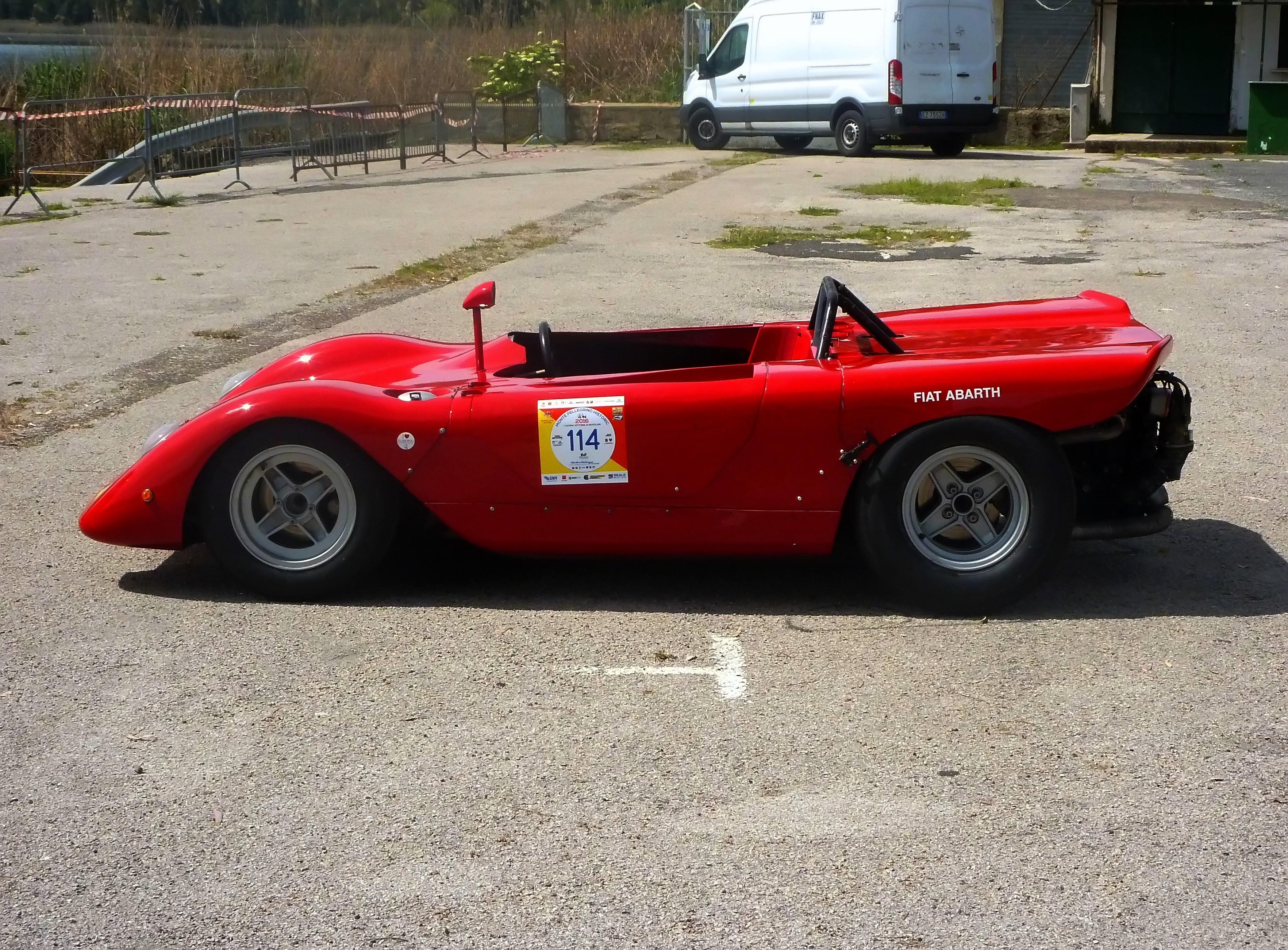 1971 Abarth 1300 SE 018 Biposto Cuneo (17)